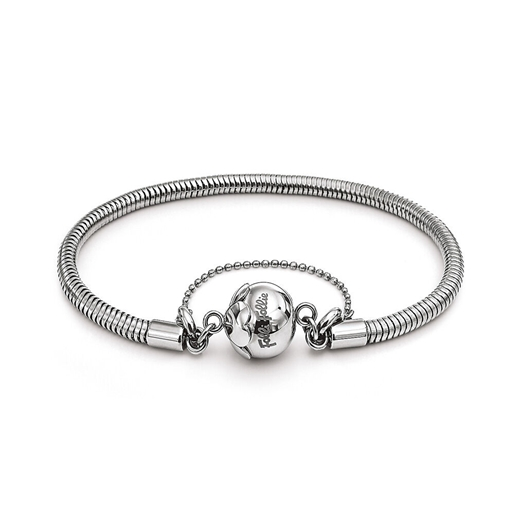 Playful Emotions Silver Plated Βραχιόλι-