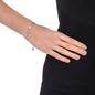 Chic Princess Silver Plated Bracelet-