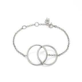 Link Up Silver 925 Βραχιόλι-