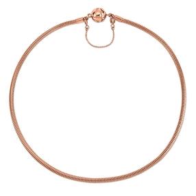 Playful Emotions Rose Gold Plated Short Necklace-