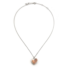 Love to Love Silver 925 Short Necklace-