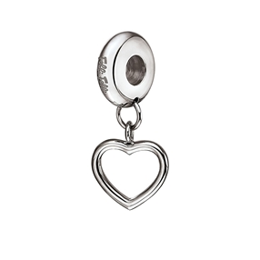 Playful Emotions Silver Plated Pendant-