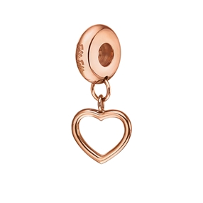 Playful Emotions Rose Gold Plated Pendant-