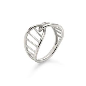 Style DNA Silver 925 Δαχτυλίδι-