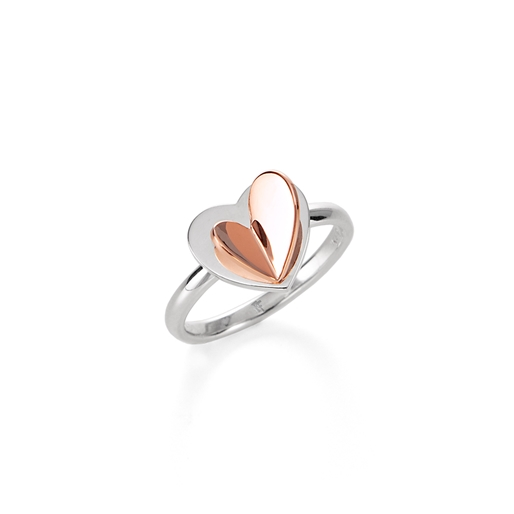 Love To Love Silver 925 Ring-