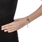 Charm Mates Black Flash Plated Bracelet-