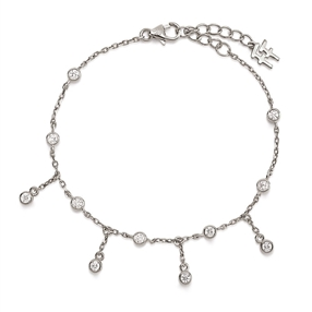 The Essentials Silver 925 Βραχιόλι-