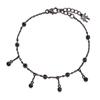 The Essentials Black Flash Plated Bracelet