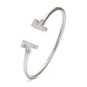 My FF Silver 925 Cuff Bracelet-
