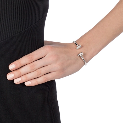My FF Silver 925 Cuff Bracelet -