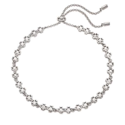 Miss Heart4Heart Silver 925 Rhodium Plated Adjustable Bracelet -