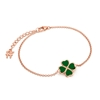 Heart4Heart Chroma Silver 925 Rose Gold Flash Plated Βραχιόλι