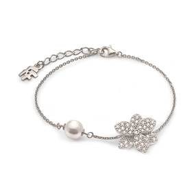 Blooming Grace Silver 925 Βραχιόλι-