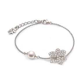 Blooming Grace Silver 925 Βραχιόλι-