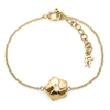 Bloom Bliss Yellow Gold Plated Bracelet