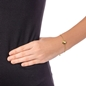 Bloom Bliss Yellow Gold Plated Bracelet-