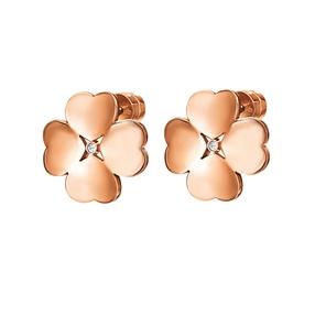 Heart4Heart True Love Stud Earrings-