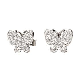 Wonderfly Silver 925 Stud Earrings-