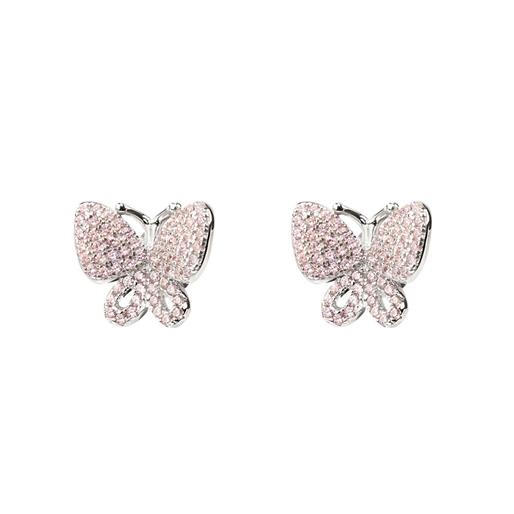 Wonderfly Silver 925 Long Earrings-