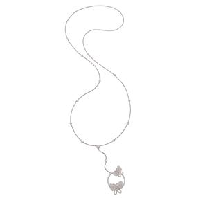 Wonderfly Silver 925 Long Necklace-