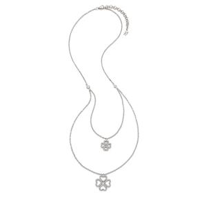 Miss Heart4Heart Silver 925 Short Necklace-
