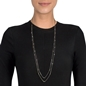 The Essentials Silver 925 Long Necklace -