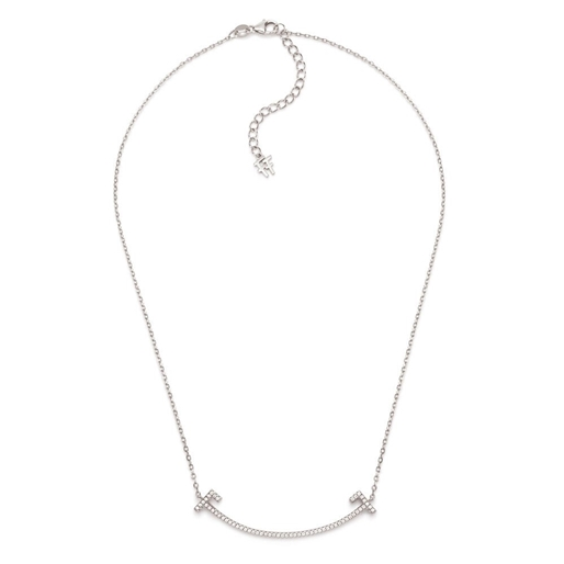 My FF Silver 925 Short Necklace-