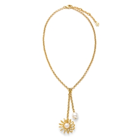 Dainty World Silver 925 18k Yellow Gold Plated Short Necklace-