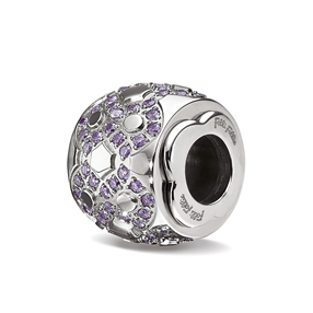 Playful Emotions Silver Plated Passion Παντατίφ-