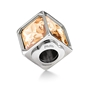 Playful Emotions Silver Plated Confidence Pendant-