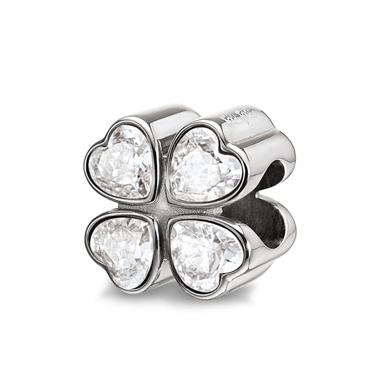Playful Emotions Silver Plated Hope Pendant-