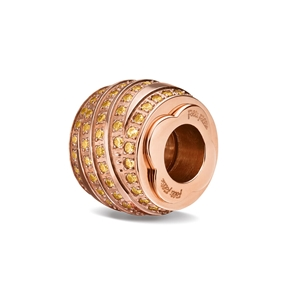 Playful Emotions Rose Gold Plated Happiness Παντατίφ-
