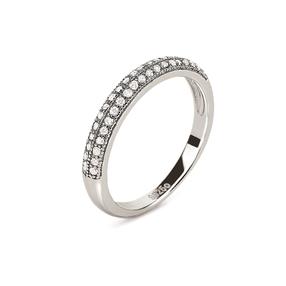 Fashionably Silver Essentials Silver 925 Σιρέ Δαχτυλίδι-