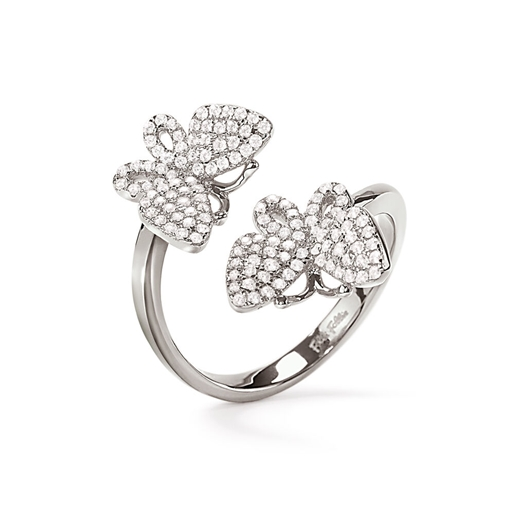 Wonderfly Silver 925 Ring-
