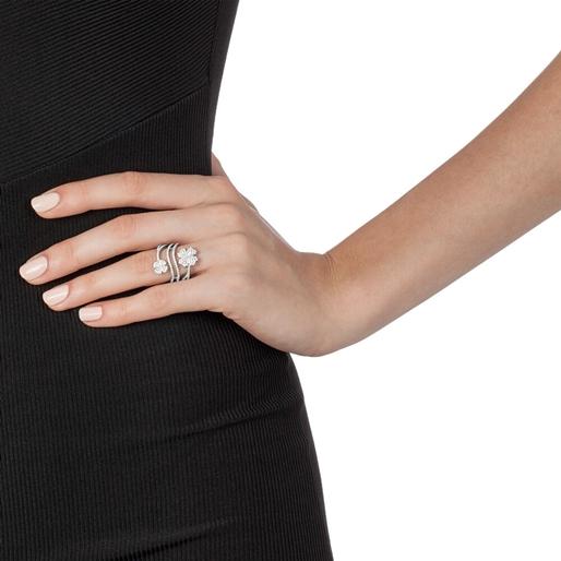 Heart4Heart Silver 925 Ring-