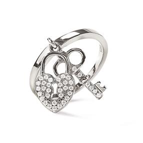 Charm Mates Silver 925 Δαχτυλίδι-