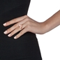 Wonderfly Rose Gold Plated Chevalier Ring-
