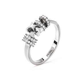 Love Memo Silver Plated Δαχτυλίδι-