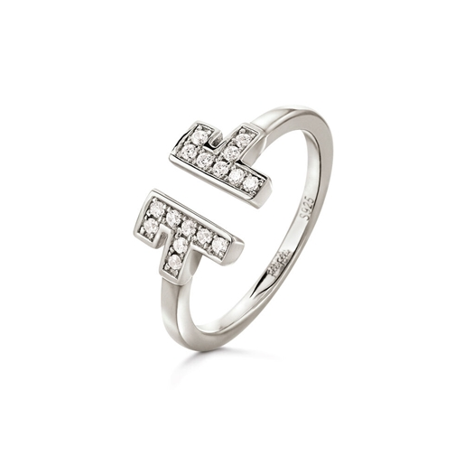 My FF Silver 925 Ring-