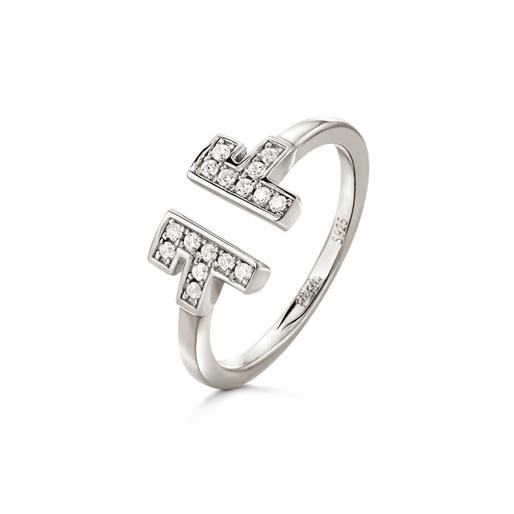 My FF Silver 925 Δαχτυλίδι-