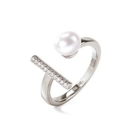 Acro Balance Silver 925 Ring-