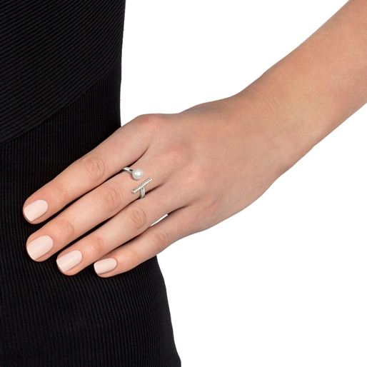 Acro Balance Silver 925 Ring -