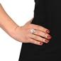 Blooming Grace Silver 925 Δαχτυλίδι-