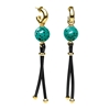 Cuban Dream Line Long Earrings