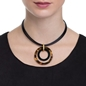 Urban Safari Line Short Necklace-