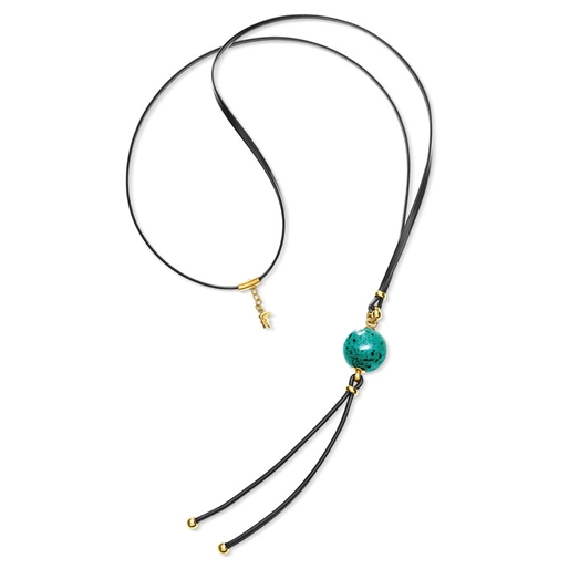 Cuban Dream Line Long Necklace-