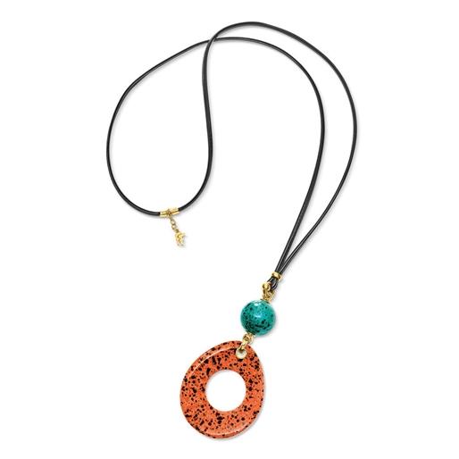 Cuban Dream Line Long Necklace-