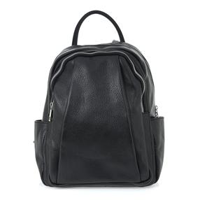 Lady Traveller Big Leather Backpack-