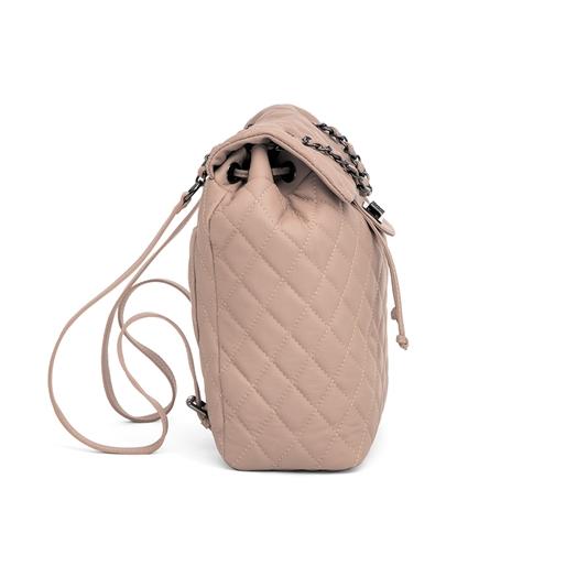 City Escape Leather Backpack Bag-