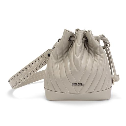 Style Row Μεσαία Bucket Τσάντα Ώμου-